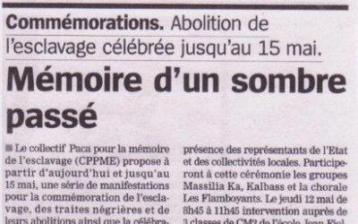 La Marseillaise – 9 mai 2011