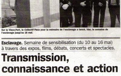 La Marseillaise – 11 mai 2010