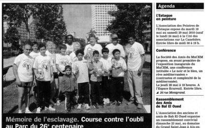 La Marseillaise – 17 mai 2010