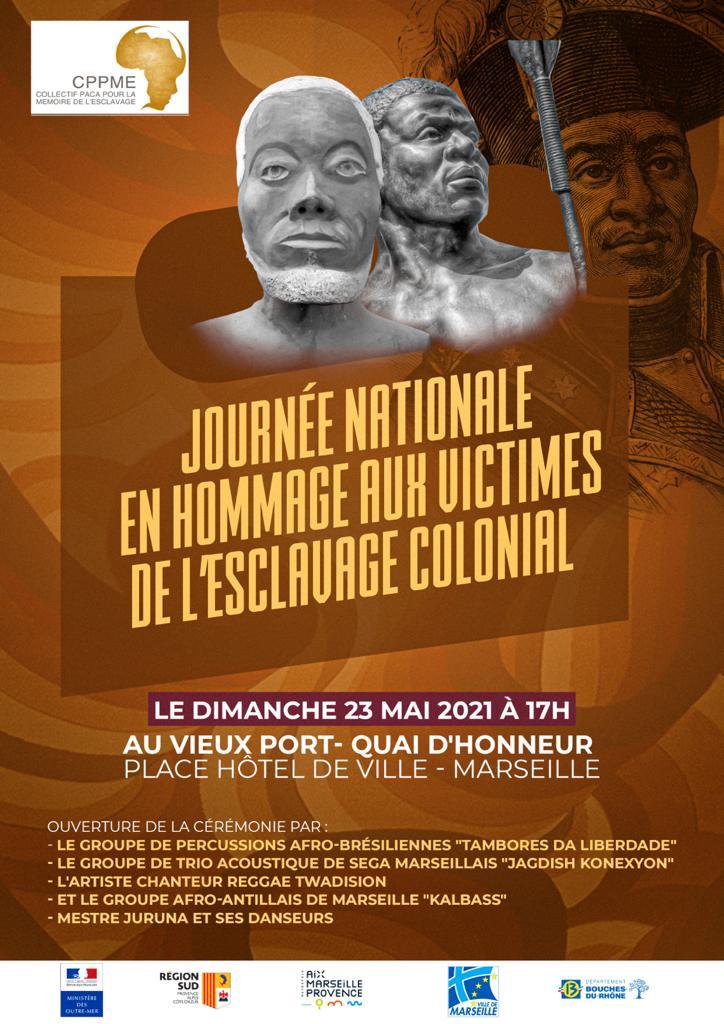 Journée Nationale en hommage aux victimes de l'esclavage colonial
